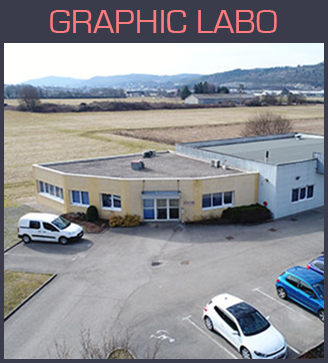 graphic labo batiment
